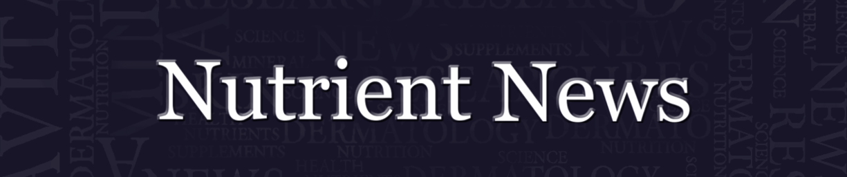 Nutrient News Header2