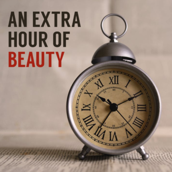 An Extra Hour of Beauty Blog