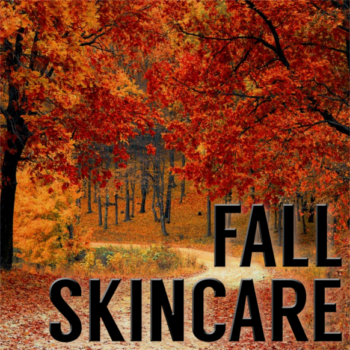 Fall Skincare Blog Post